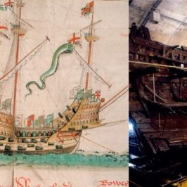IN THE NEWS: The Mary Rose: Henry VIII's Flagship