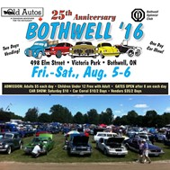 Bothwell Optimist/Old Autos Car Show