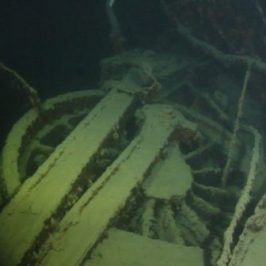 IN THE NEWS: Locomotive found in Lake Superior
