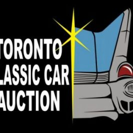 UPCOMING EVENT: Toronto Fall Classic Car Auction