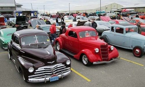 RodMasters Fall Swap Meet & Car Show