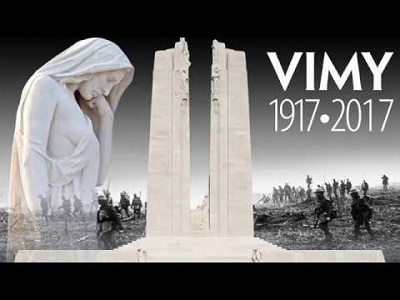 Vimy: 100 Years