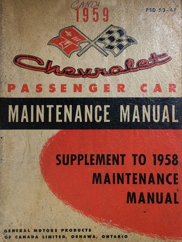 car mechanic manual