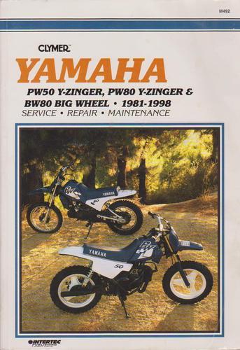 Yamaha Pw50 Y
