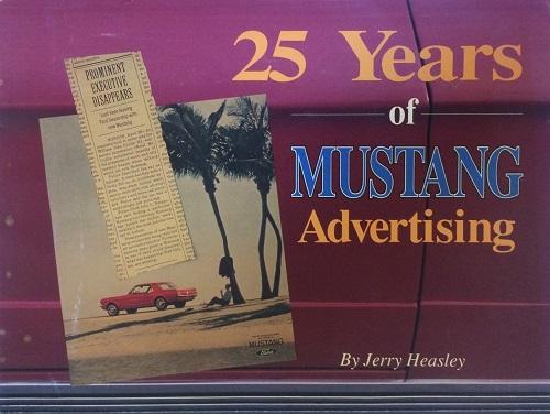 25 Years of Mustang Advertising